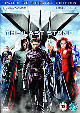 X-Men - The Last Stand (DVD, 2006, 2-Disc Set)