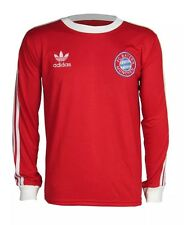 Bayern Munich Munchen 80s Retro Jersey Soccer Football Maglia Shirt - MR Sports