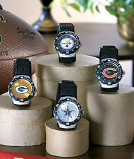 NFL TEAM WATCHES BRAND NEW GREAT GIFT FOR DAD FAST SHIPPING!