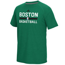 adidas Boston Celtics Kelly Green On-Court Climalite Ultimate T-Shirt