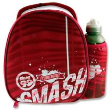Smash Insulated Lunch Bag And Bottle Girls, Boys School 2-Piece Lunch Set