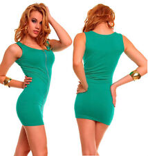 Dress Women Sleeveless Sexy Lingerie Clubwear Dress Cocktail Fitted Evening