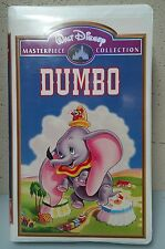 Disney's Dumbo (VHS) 1998 - Masterpiece Collection