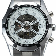 SEWOR Sport Gift Stainless Steel Fashion Hot Casual Wristwatches Men's Watches
