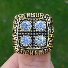 1979 Pittsburgh Steelers Championship Ring Terry Bradshaw Super Bowl size 11 men