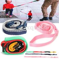 Baby Kids Toddler Walk Safety Leash Wrist Link Anti-lost Harness Strap Reins New