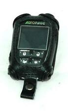 Leather Case for Autopage XT-1100 C3-RS1100 LED Remote Custom Made