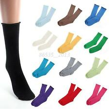 Vogue Unisex Sports Socks Crew Ankle Length Cotton Socks Soft Men Women Socks