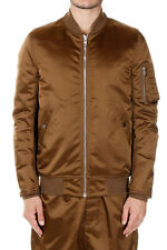 RICK OWENS FLIGHT Man Padded Bomber Made in Italy