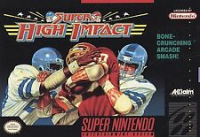 Super High Impact (Super Nintendo SNES)