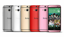 "HTC One M8 5MP WIFI 4G 32GB  (AT&T) Android v4.4 Quad-core 5.0"" Smartphone"