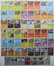 POKEMON XY STEAM SIEGE RARE & REVERSE HOLO RARES - CHOOSE YOUR MINT CARDS