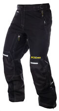Klim Black Mens Vector Insulated Snowmobile Pants Snocross 2017