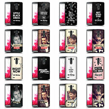 OFFICIAL ONE DIRECTION 1D MIDNIGHT MEMORIES HARD BACK CASE FOR LG PHONES 1
