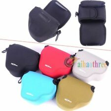 5 Colors Neoprene Soft High Quality Camera Case Bag Cover For Canon SX520 SX50