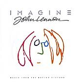 John Lennon - Imagine  [Original Soundtrack] (CD) . FREE UK P+P ................