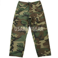 Military Army ECWCS Cold Weather Camouflage WOODLAND GORETEX PANTS Trousers