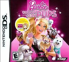 Barbie Groom and Glam Pups  (Nintendo DS, 2010)  3DS 2DS DSi DS XL
