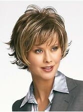 Boost by Raquel Welch FREE 4 PC KIT Face Framing Wig Flip Back Bangs Synthetic