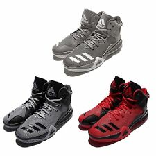 adidas DT BBall Mid Mens Basketball Shoes Sneakers Pick 1