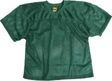 New ProMark Football Lacrosse Youth Waist Length Poly Mesh Practice Jersey GREEN