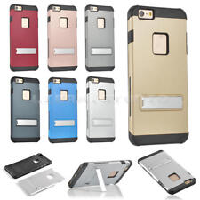 Luxury Metal Heavy Thin PC+TPU Hard Back Case Cover For Apple iPhone 6&6s
