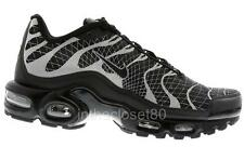Nike Air Max Plus Tn Jacquard Tuned 1 Black White Grey Mens Trainers 845006 001