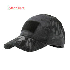 Camouflage Hat Simplicity Outdoor Sun Hat Army Woodland Camo Tactical Cap Hot