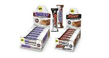 Mars & Snicker Protein Carbs Snack Bars For Lean Muscle 18 x 51g + Free Gifts