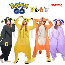 Pokemon Animal Onesies Adult Unisex Kigurumi Cosplay Costume Pyjamas Pajamas