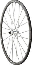 DT Swiss R23 Spline db 700c Front Wheel 15mm Thru Axle Center Lock Disc
