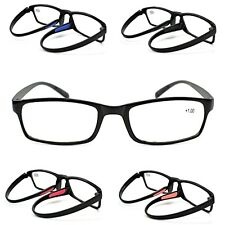 Bendable Fashion TR90 Material Flexible Reading Glasses in 4 Colour Designs