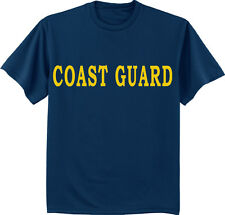 Men's t-shirt US Coast Guard USCG mens tee navy blue