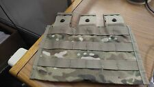 NEW USGI MULTICAM MOLLE II TRIPLE MAGAZINE POCKET 30 ROUND POUCH