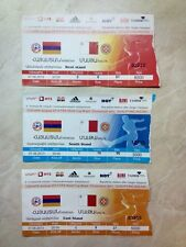 Armenian national team tickets 1994 - 2013 CONSTANTLY UPDATES