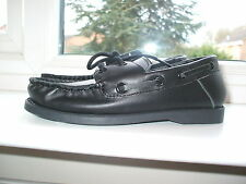 BOYS MARKS AND SPENCERS BLACK SCHOOL LEATHER SHOES 13 13.5 1 1.5 2 **BNWT**