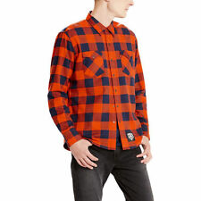 Levi's Chicago Bears Navy Barstow Western Long Sleeve Button-Up Shirt