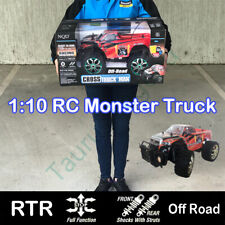 1/8 Remote Control Monster Truck RC Car Off Road Truggy Big Wheels Buggy