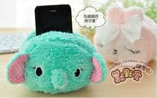 Lovely Stuffed Plush Mobile Cell Phone iPhone iPod touch Desktop Office Holder