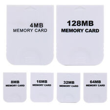 Practical 4MB 8MB 16MB 32MB Memory Card for Nintendo Wii Gamecube GC NGC Game