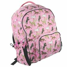 Horse Dreams or Horses In Pink, owls Wildkin LARGE Backpack macropak