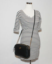 NWT Abercrombie & Fitch by Hollister Womens Stripe V Neck Dress