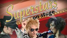 Superstars on Stage Las Vegas Show Coupon for Buy One Ticket, Get One Ticket