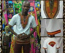 new fashion  Wear Men's  Polished Cotton Top With Dashiki. African Clothing