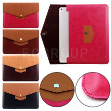 """For iPad Pro 12.9"""" iPad mini Magnetic Envelope PU Sleeve Pouch Bag Case Cover"""