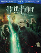 BRAND NEW Harry Potter and the Deathly Hallows: Part II Blu-ray DVD 3-Disc Set