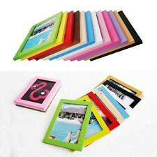 New Photo Frame Table Desk Freestanding Rectangle Picture Frame Home Decoration