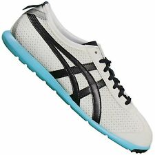 ASICS ONITSUKA TIGER RIO RUNNER D377Y-0150 TRAINERS SHOES MEXICO 66 WHITE NAVY