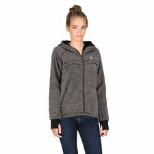 Rinkside New York Rangers Women's Charcoal Taber Hooded Jacket - NHL