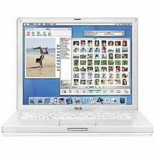 "Apple iBook 12"" A1054 1.07 GHz PowerPC G4 Office, iLife, + More!!!"